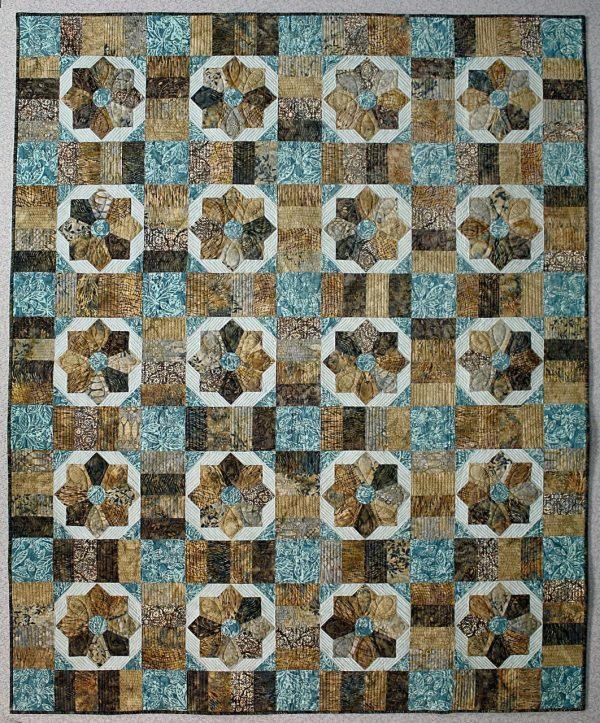 CLPPHA003 - Surf and Sand Quilt Pattern by Cut Loose Press