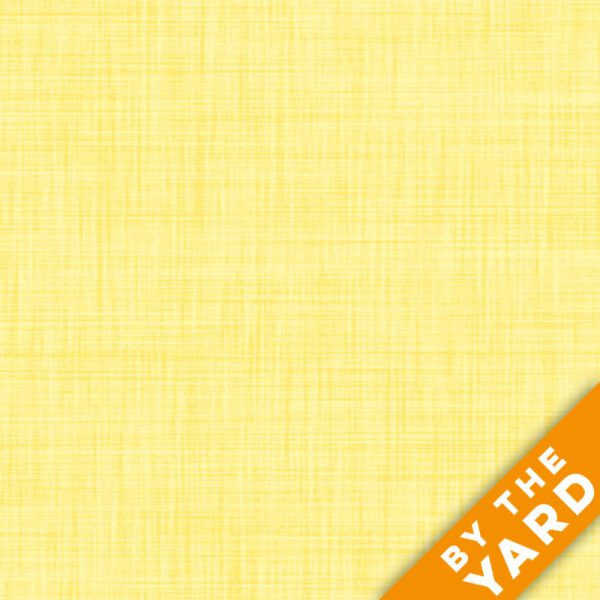 "P&B Textiles 108"" Color Weave Quilt Backs - 203YY - Light Yellow"