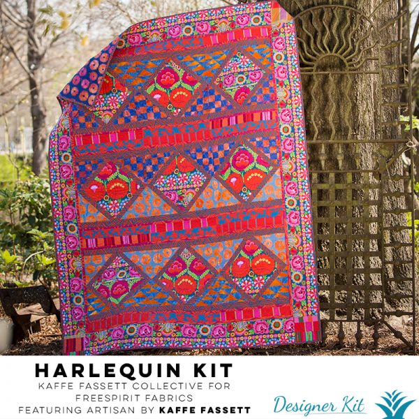 Harlequin Kaffe Fassett Collective for FreeSpirit Fabrics featuring Artisan by Kaffe Fassett - Designer Kit