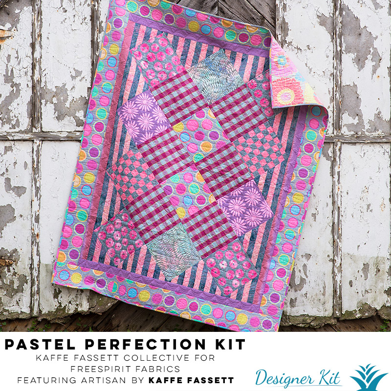 Pastel Perfection Kaffe Fassett Collective For Freespirit