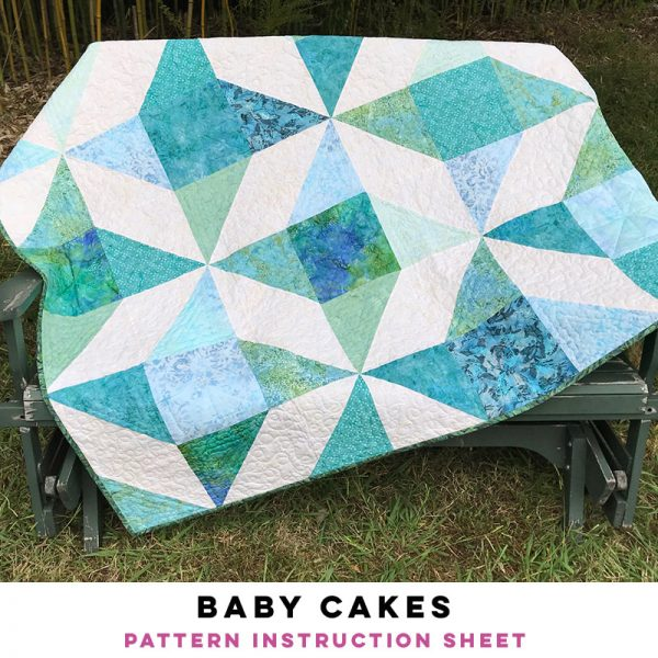 Baby Cakes Pattern