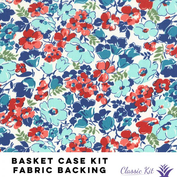 Basket Case Classic Kit - 4 yards fabric backing
