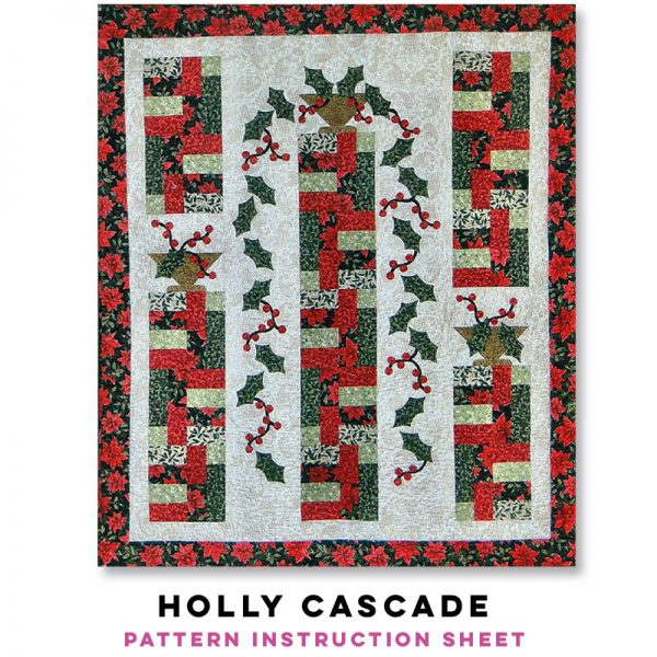 Holly Cascade Pattern