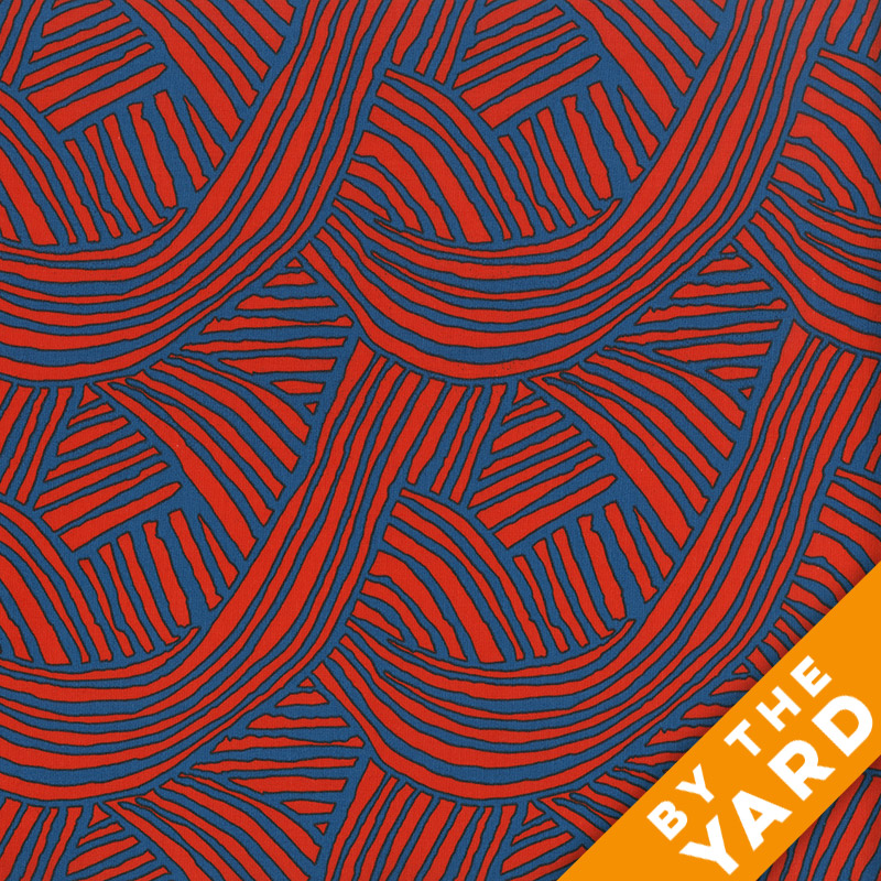 Artisan by Kaffe Fassett  - Raked - Algae - By the Yard