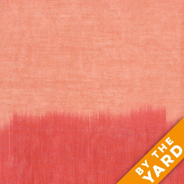 Artisan by Kaffe Fassett - Woven - Blush Ikat - Apricot - By the Yard