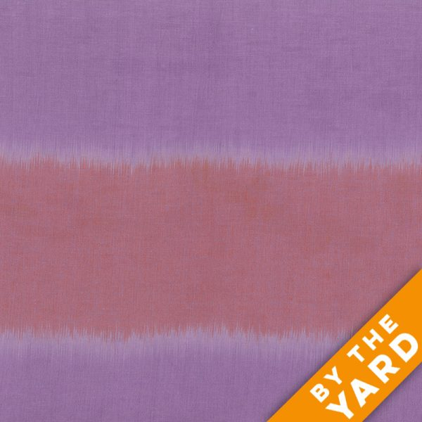 Artisan by Kaffe Fassett - Woven - Blush Ikat - Lilac - By the Yard
