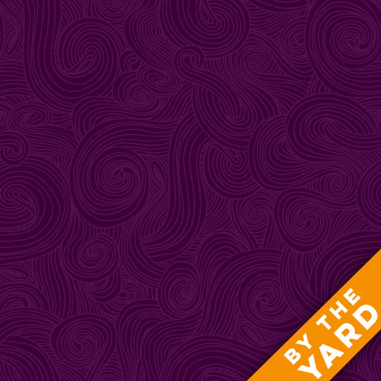 Just Color by Studio E - Plum - By the Yard