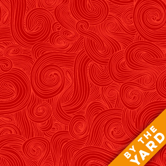 Just Color by Studio E - Red - By the Yard