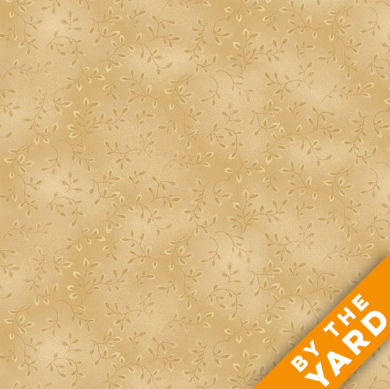 Henry Glass Folio - Wheat 7755-31 - Fabric By the Yard