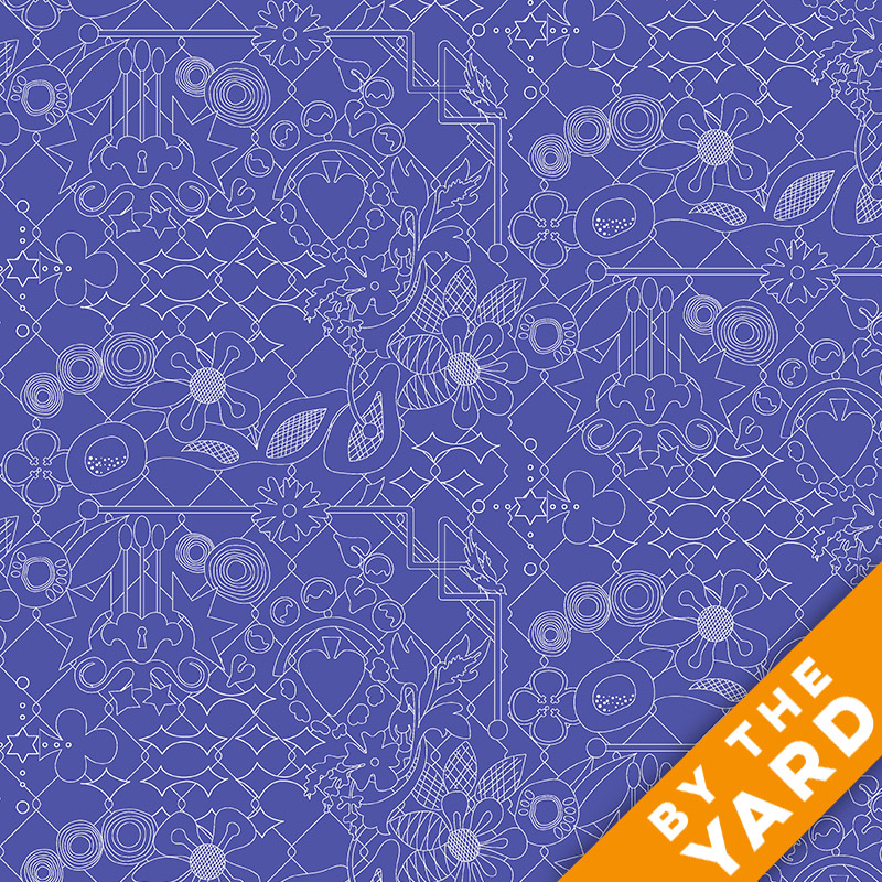 Sun Print by Alison Glass - 8482-B - Fabric By the Yard