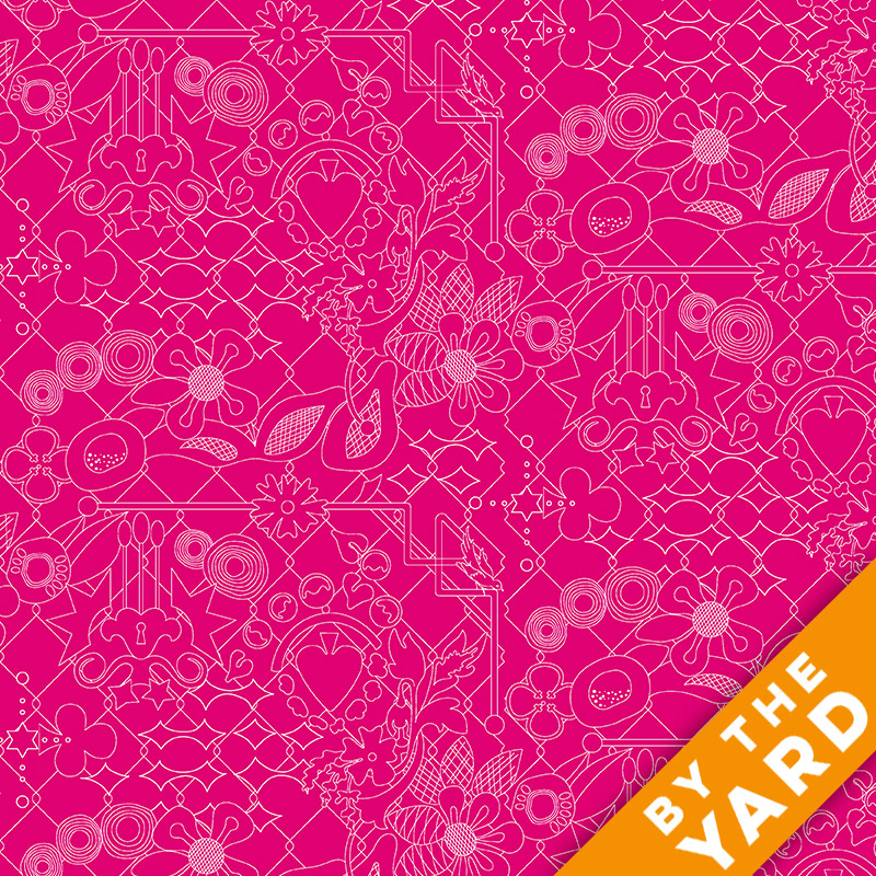 Sun Print by Alison Glass - 8482-E - Fabric By the Yard