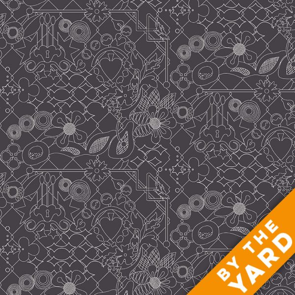 Sun Print by Alison Glass - 8482-K - Fabric By the Yard