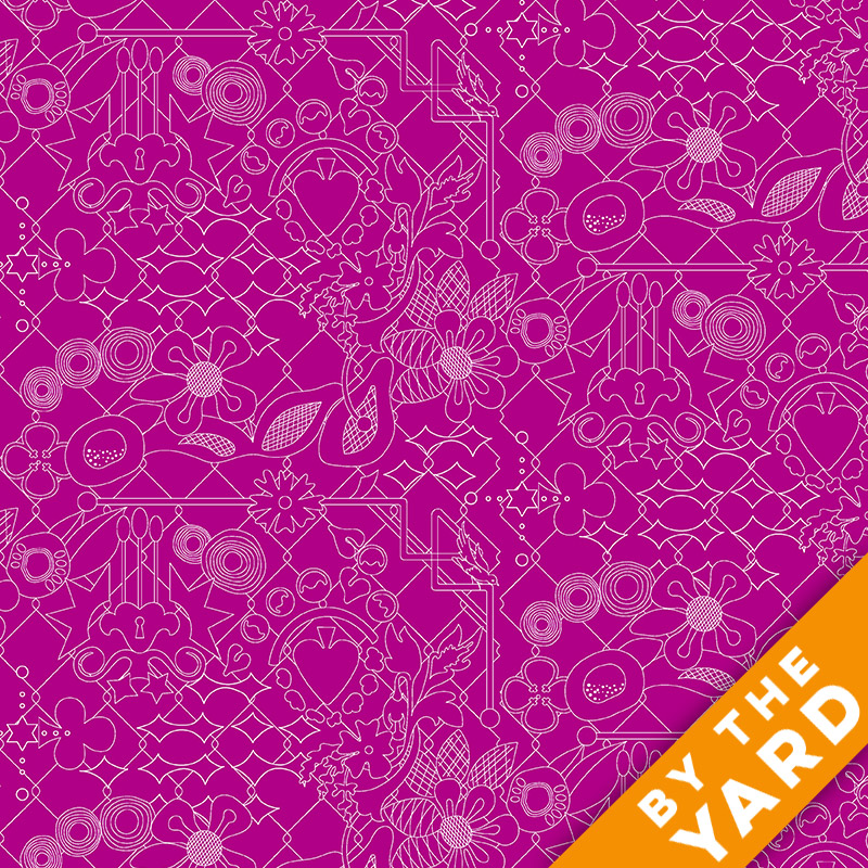 Sun Print by Alison Glass - 8482-P - Fabric By the Yard