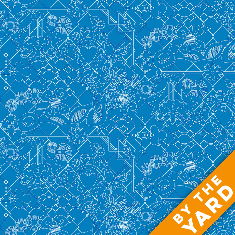 Sun Print by Alison Glass - 8482-T - Fabric By the Yard