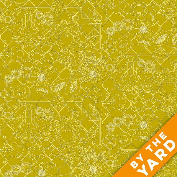 Sun Print by Alison Glass - 8482-V - Fabric By the Yard