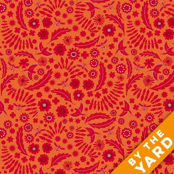 Sun Print by Alison Glass - 8483-O - Fabric By the Yard