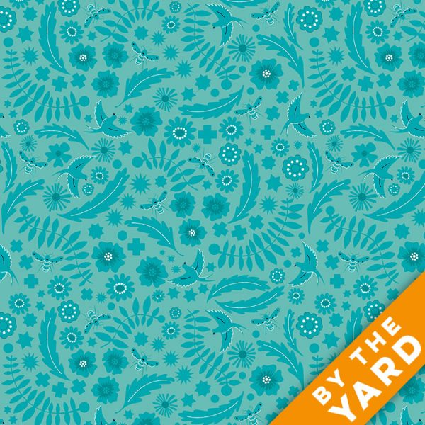 Sun Print by Alison Glass - 8483-T - Fabric By the Yard