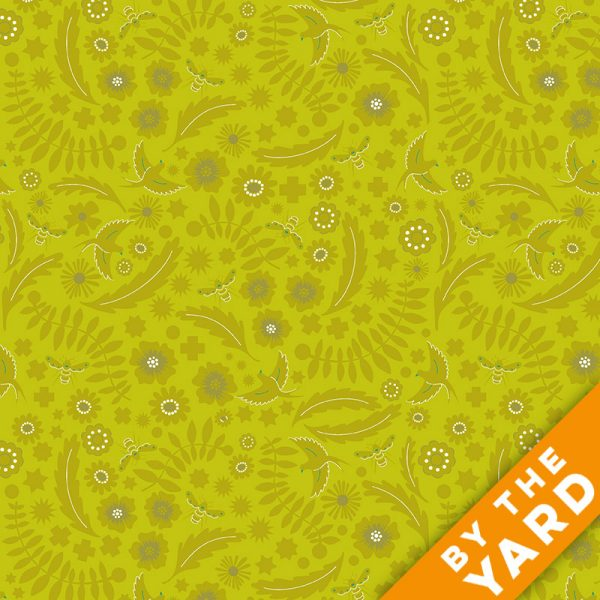 Sun Print by Alison Glass - 8483-V - Fabric By the Yard