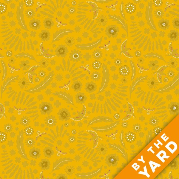 Sun Print by Alison Glass - 8483-Y - Fabric By the Yard