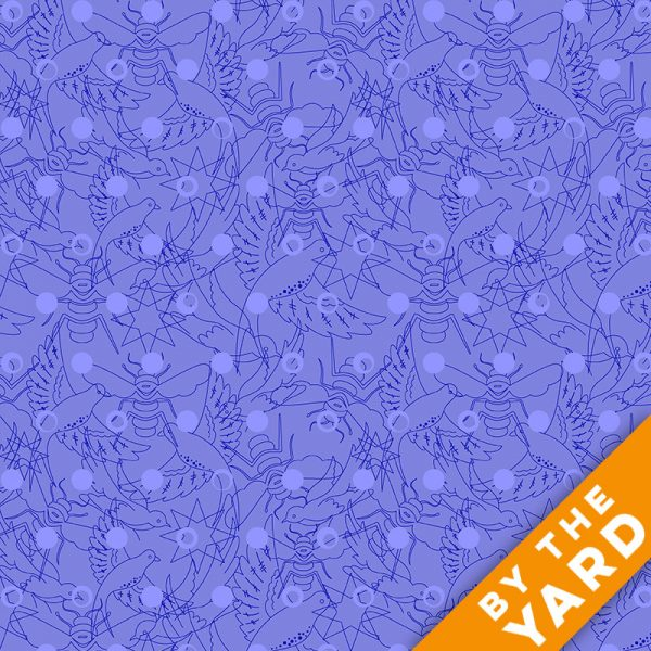 Sun Print by Alison Glass - 8484-B - Fabric By the Yard