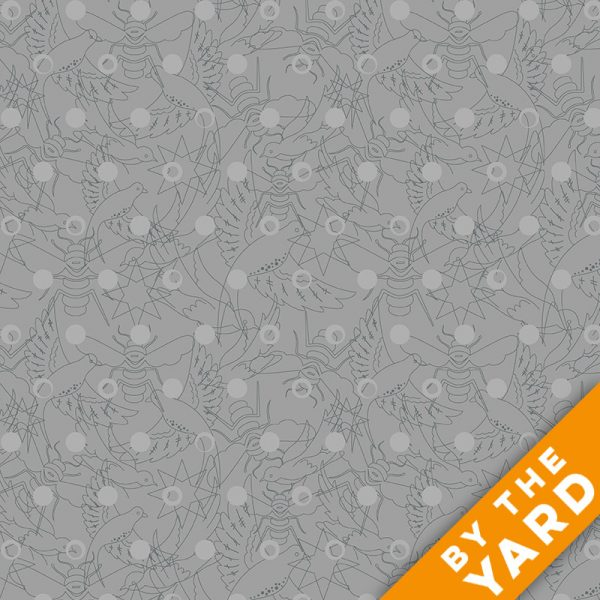 Sun Print by Alison Glass - 8484-C - Fabric By the Yard