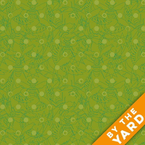 Sun Print by Alison Glass - 8484-G - Fabric By the Yard