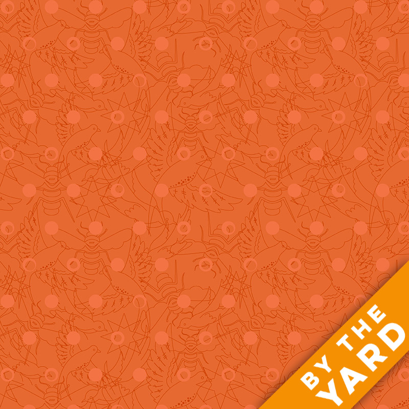 Sun Print by Alison Glass - 8484-O - Fabric By the Yard