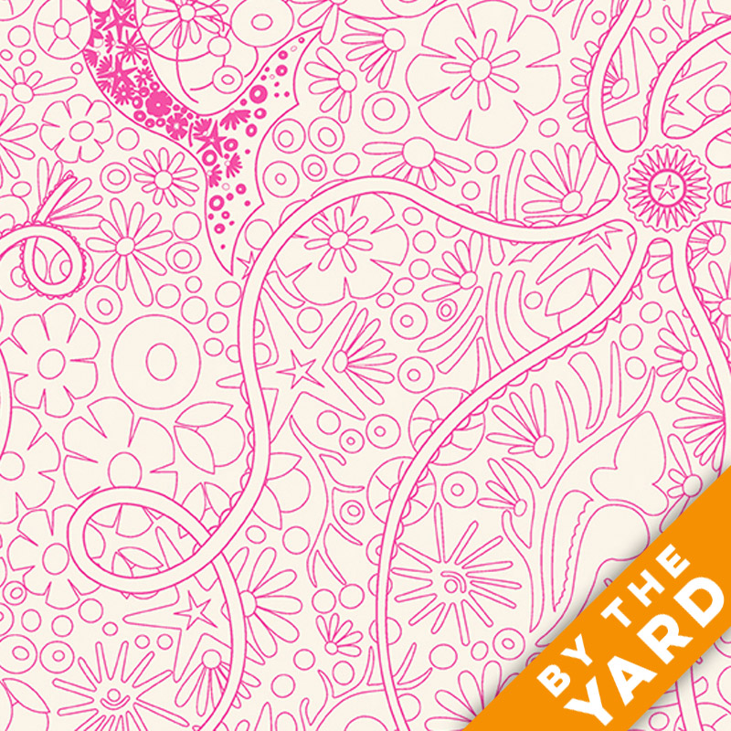 Diving Board by Alison Glass - 8634-E1 - Fabric By the Yard