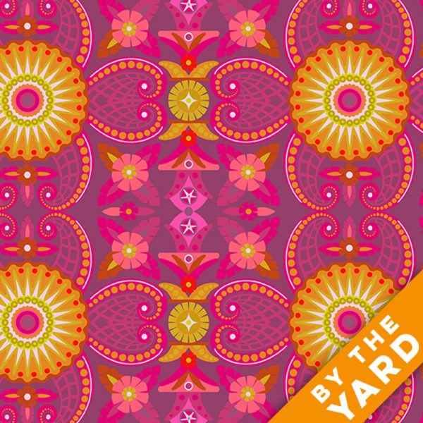 Diving Board by Alison Glass - 8635-E - Fabric By the Yard