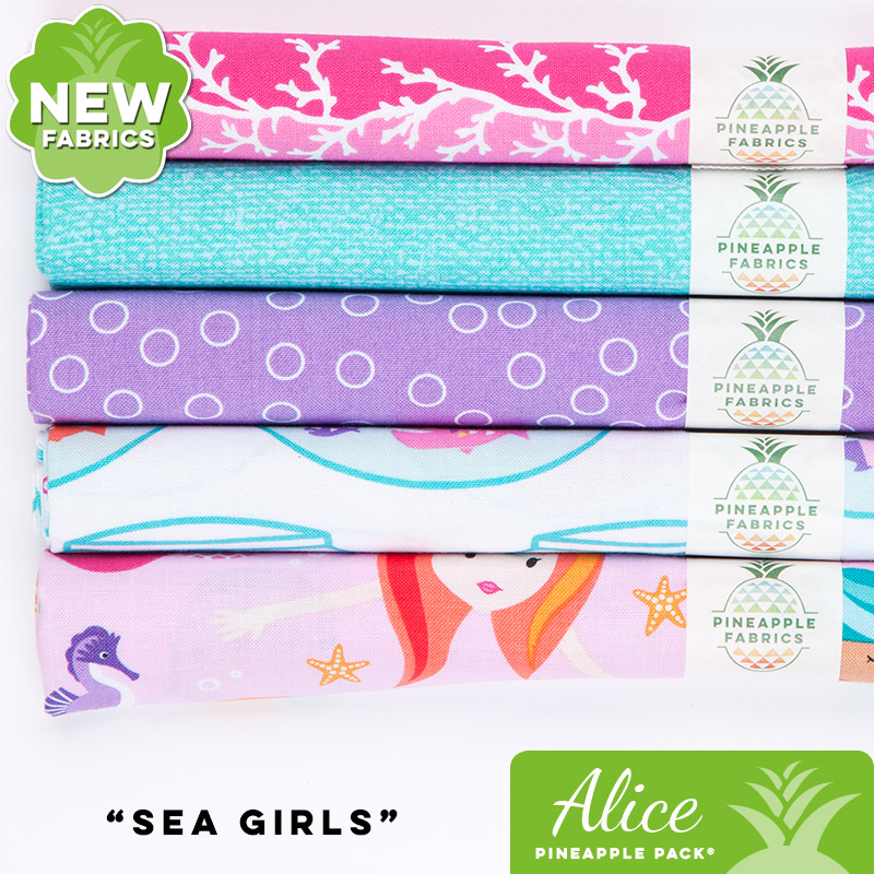 Sea Girls - Alice Pineapple Pack