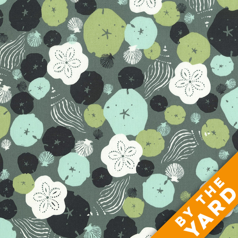 Andover - Jane Dixon - 7551-G - Fabric By the Yard