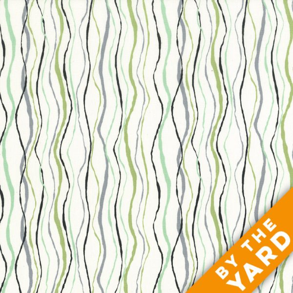 Andover - Jane Dixon - A-7556-G - Fabric By the Yard