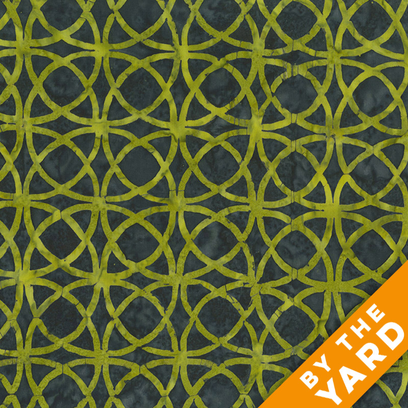 Andover - Lonni Rossi - Batiks - 7402-BG - Fabric by the Yard