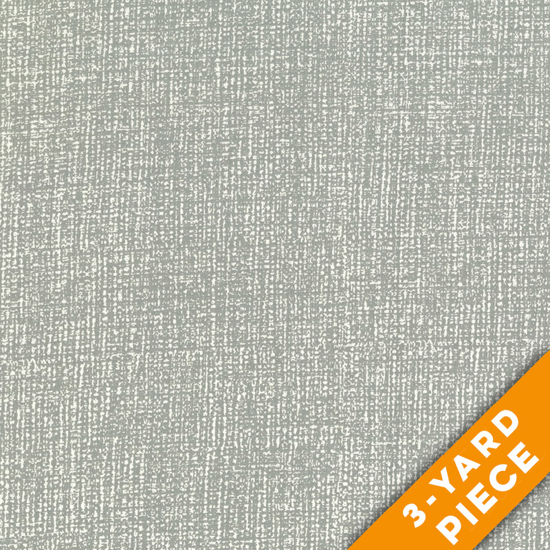 "Avery 108"" Quilt Back - 7424-090 Light Grey White PRECUT 3-YARD PIECE"