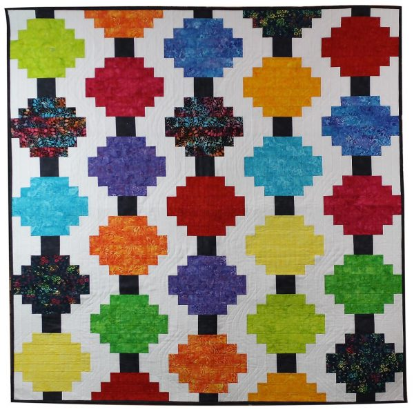 CLPGER005 - Courthouse Lanterns Pattern by Cut Loose Press
