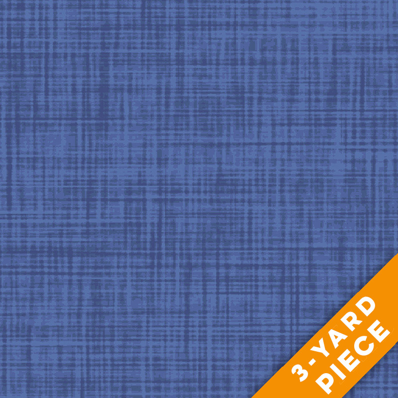 "P&B Textiles 108"" Color Weave Quilt Backs - 203BB - Light Blue PRECUT 3-YARD PIECE"