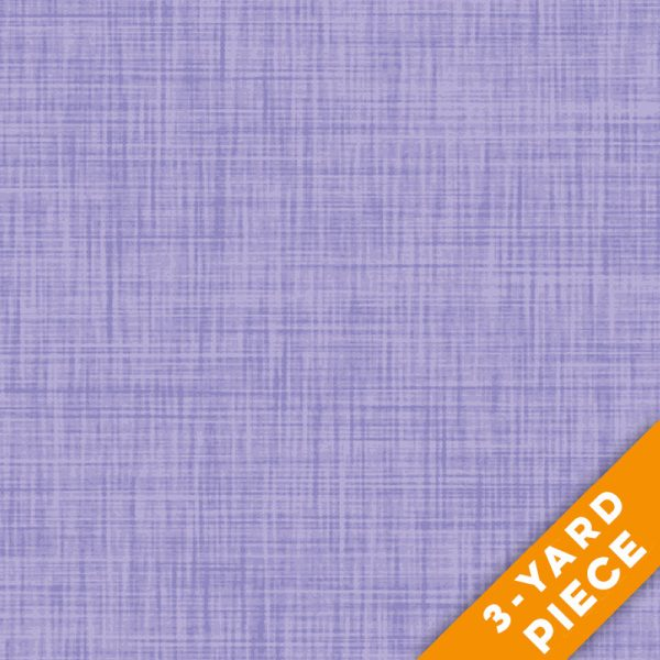 "P&B Textiles 108"" Color Weave Quilt Backs - 203BV - Blue Violet PRECUT 3-YARD PIECE"