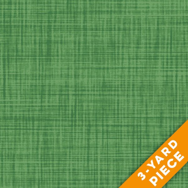 "P&B Textiles 108"" Color Weave Quilt Backs - 203LG - Light Green PRECUT 3-YARD PIECE"
