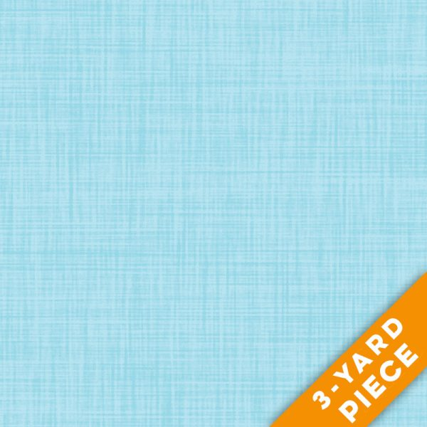 "P&B Textiles 108"" Color Weave Quilt Backs - 203TT - Pale Teal PRECUT 3-YARD PIECE"