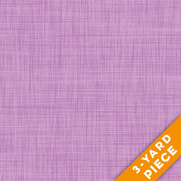 "P&B Textiles 108"" Color Weave Quilt Backs - 203VV - Light Violet PRECUT 3-YARD PIECE"