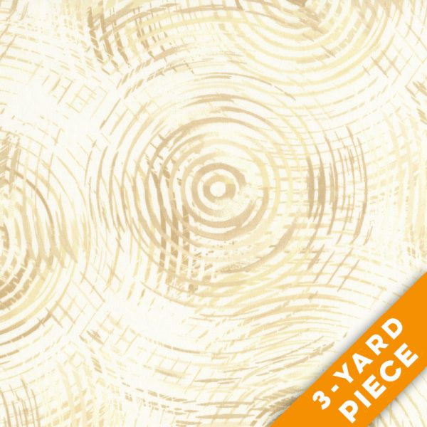 "Circle Play 108"" Quilt Backs 8700-04 PRECUT 3-YARD PIECE"