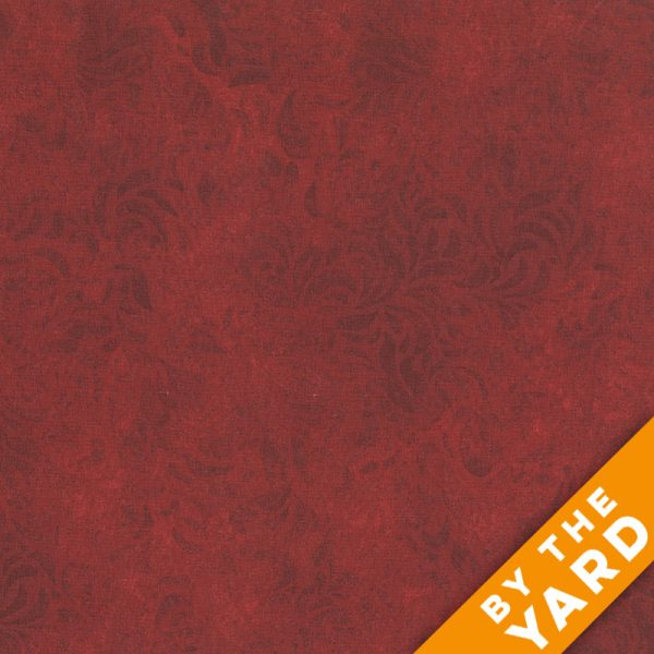 "Bella Suede 110"" Quilt Backs 460DX - Red"