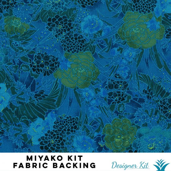 Miyako Designer Kit - 8 1/4 yards fabric backing
