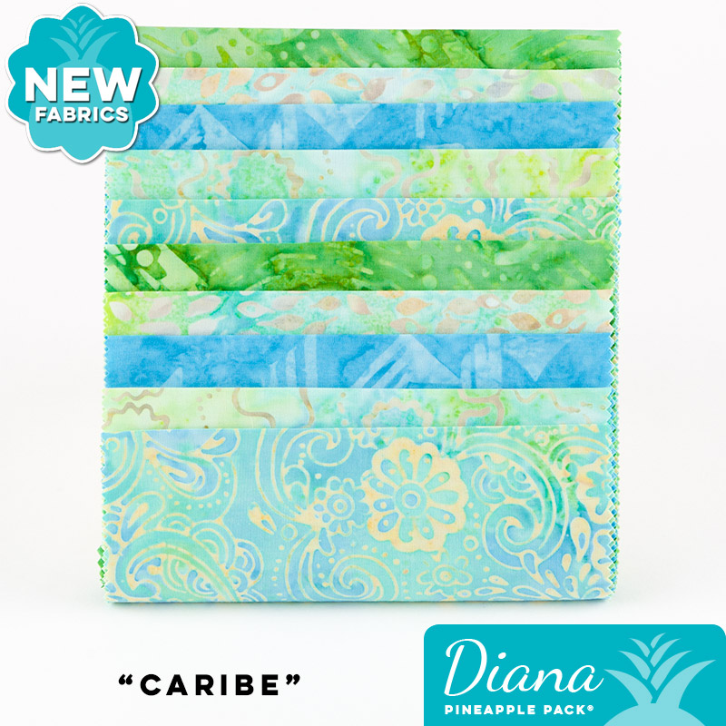 Caribe - Diana Pineapple Pack