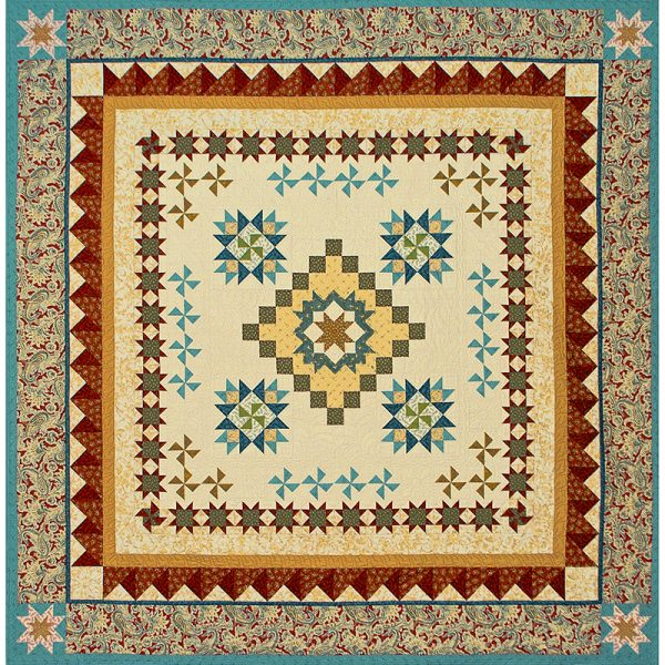 The Golden Age Quilt Kit