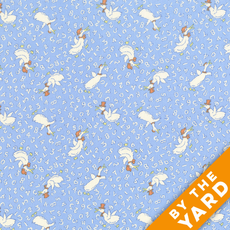 Wilmington Prints - Spring Showers - 98558-413 - Fabric by the Yard