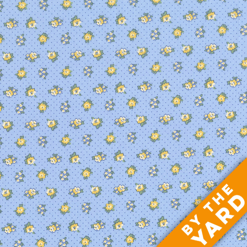 Wilmington Prints - Spring Showers - 98560-457 - Fabric by the Yard