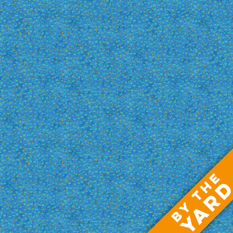 Artisan Spirit Shimmer by Northcott - Blue Lagoon - 20255M-42 - Fabric by the Yard