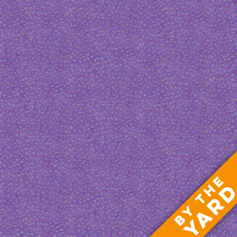 Artisan Spirit Shimmer by Northcott - Pansy - 20255M-85 - Fabric by the Yard