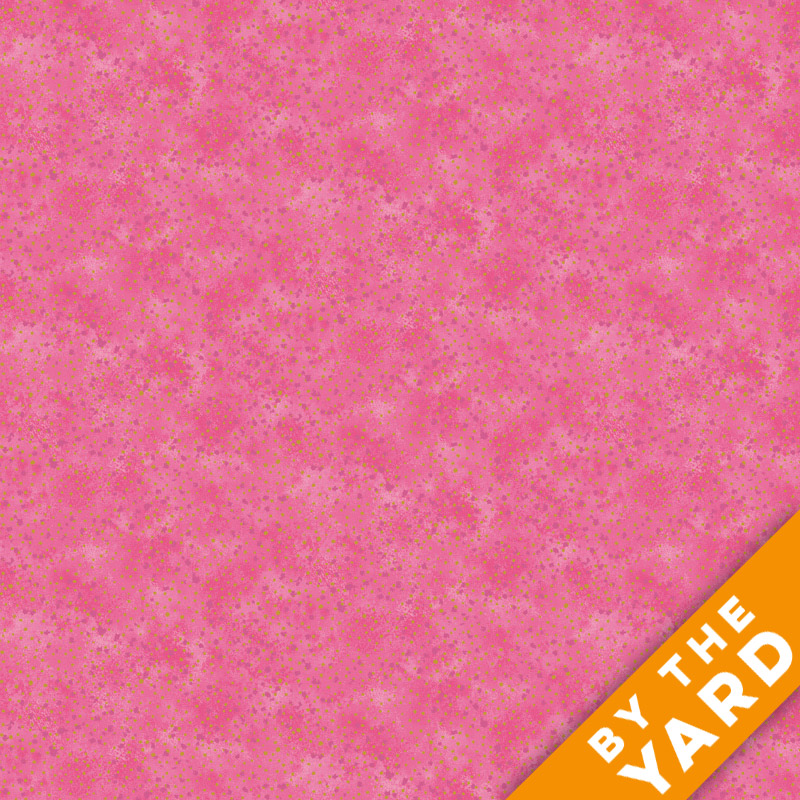 Artisan Spirit Shimmer by Northcott - Hibiscus - 20256M-27 - Fabric by the Yard
